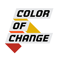 Image result for color of change logo